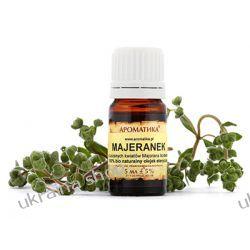 Olejek Majerankowy (Majeranek), 100% Naturalny, 5 ml Migrena/ Aromatika Kremy i maści