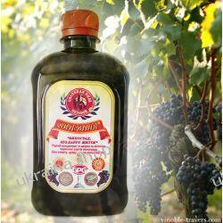 Vin-Vita Płynny Koncentrat z Ciemnych Odmian Winogron, 0,49 l Zdrowie i Młodość Mydła