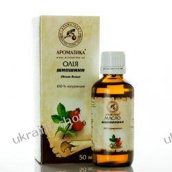 Olej z Dzikiej Róży (Dog Rose Oil), 50 ml, 100% Naturalny Pielęgnacja Ciała