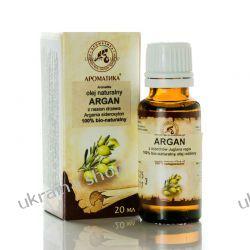 Olej Arganowy (Argan oil), 100% Naturalny, Aromatika, 20 ml, Zmarszczki