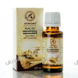 Olej z Kiełków Pszenicy, Wheat Germ Oil 20 ml, Naturalna Witamina E Mydła