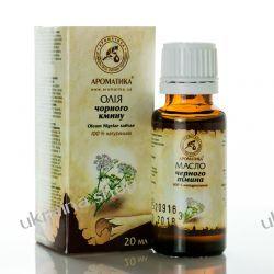 Olej z Czarnego Kminku (Czarnuszki) Nierafinowany Tłoczony na Zimno, Nigella Sativa Oil, 20 ml   Mydła