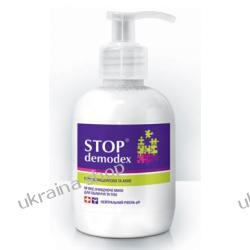 Mydło w Płynie STOP DEMODEX Demodekoza, Nużyca, 270 ml