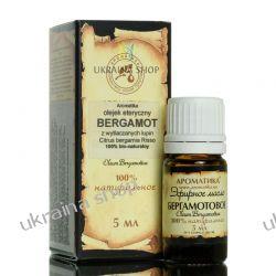 Olejek Bergamotowy, Bergamotka, 100% Naturalny, 20 ml Mydła