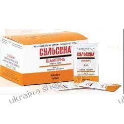 Szampon Przeciwłupieżowy SULSENA, Selenium Sulfide, Saszetka 8 ml Łupież