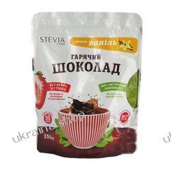Gorąca Czekolada ze Stewią (Stevia) Kokos, 100% Naturalna, 150 g Mydła