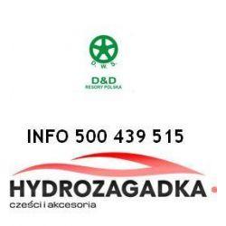 1500371 1500371 SPREZYNA ZAWIESZENIA PRZOD OPEL VECTRA B 95-02 1,8/1,7TD SZT D&D SPREZYNY ZACHODNIE...