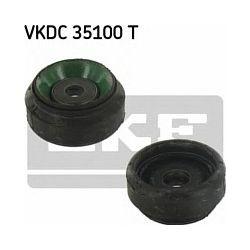 VKDC 35100 SKF VKDC35100 PODUSZKA AMORTYZATORA PRZOD KPL L/P AUDI 80 79-96 VW PASSAT 80-88 SZT SKF LOZYSKA AMORTYZATOROW [896788]...