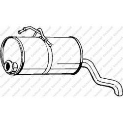 135-001 BSL 135-001 TLUMIK BOSAL TLUMIK KONCOWY CITROEN BERLINGO/PEUGEOT PARTNER 2.0 HDI (9 SZT BOSAL TLUMIKI BOSAL [910753]...