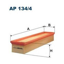 AP 134/4 F AP134/4 FILTR POWIETRZA RENAULT CLIO II/MEGANE 1.5DCI 9/00- SZT FILTRY FILTRON [891822]...