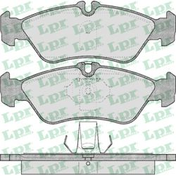 05P610 LPR 05P610 KLOCKI HAMULCOWE MERCEDES SPRINTER 308/312/314/ VW LT 35 GR.18,5MM /TYL/* LPR KLOCKI LPR [924023]...