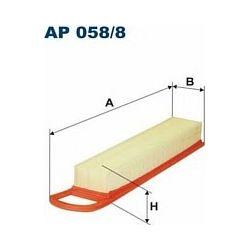 AP 058/8 F AP058/8 FILTR POWIETRZA CITROEN C4 1.4/PEUGEOT 207/3008/308 1.4/1.6 SZT FILTRY FILTRON [937646]...