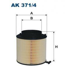 AK 371/4 F AK371/4 FILTR POWIETRZA AUDI A4/A5/Q5 3.0/3.2/4.2 TFSI/FSI 07 SZT FILTRY FILTRON [947386]...