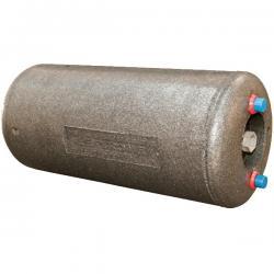 Elektromet wymiennik bojler WGJ 140 litrów, w polistyrenie z podwójną wężownicą...