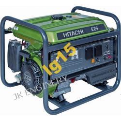 HITACHI agregat prądotwórczy E24 2,2KW GDYNIA FV