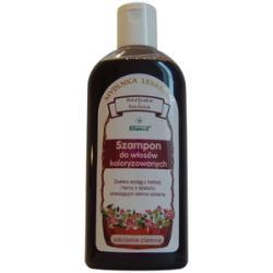 """Szampon do włosów koloryzowanych (odcienie ciemne) """"Herbata i henna"""" --250ml - Fitomed"""