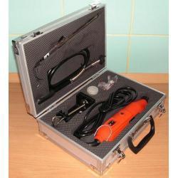 MULTINARZĘDZIE + walizka aluminiowa + wałek + akcesoria 40 części