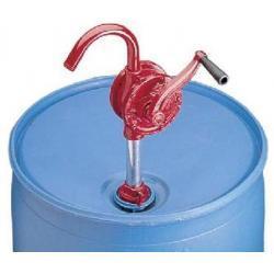 Pompa ręczna do oleju 19 L/min odlew żeliwny