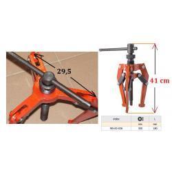 Uniwersalny ściągacz do łożysk 0 - 300 mm Trzyszczękowy KUTY