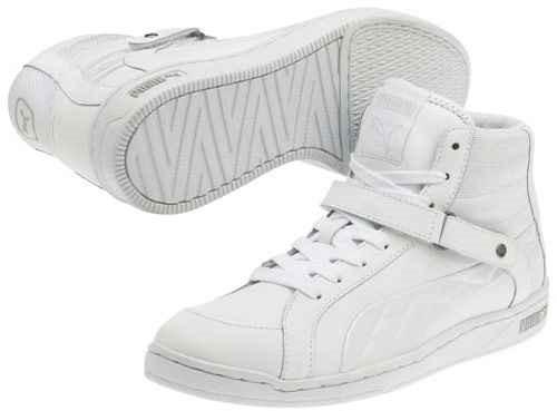 Puma Buty Białe