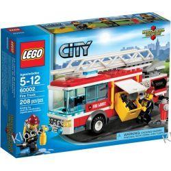 60002 WÓZ STRAŻACKI (Fire Truck) KLOCKI LEGO CITY
