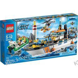 60014 PATROL STRAŻY PRZYBRZEŻNEJ (Coast Guard Patrol) KLOCKI LEGO CITY