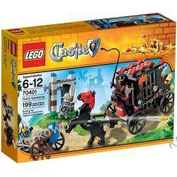 70401 UCIECZKA ZE ZŁOTEM (Gold Getaway) KLOCKI LEGO CASTLE