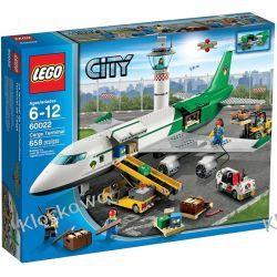 60022 TERMINAL TOWAROWY (Cargo Terminal) KLOCKI LEGO CITY