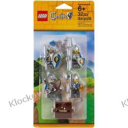 850888 ZESTAW RYCERZY Z SERII CASTLE (Castle Knights Accessory Set) -LEGO GADŻETY