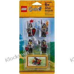 850889 ZESTAW MINIFIGUREK Z SERII CASTLE (Castle Dragons Accessory Set) -LEGO GADŻETY