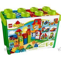 10580 PUDEŁKO PEŁNE ZABAWY LEGO DUPLO (Deluxe Box of Fun) KLOCKI LEGO DUPLO