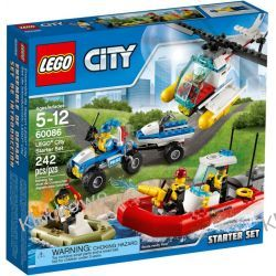 60086 LEGO CITY - ZESTAW STARTOWY (LEGO City Starter Set) KLOCKI LEGO CITY