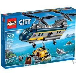60093 HELIKOPTER BADAWCZY (Deep Sea Helicopter) KLOCKI LEGO CITY Straż