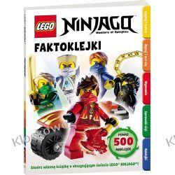 KSIĄŻKA LEGO® NINJAGO™. FAKTOKLEJKI