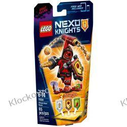 70334 WŁADCA BESTII (Ultimate Beast Master) KLOCKI LEGO NEXO KNIGHTS Straż