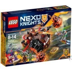 70313 LAWOWY ROZŁUPYWACZ MOLTORA (Moltor's Lava Smasher) KLOCKI LEGO NEXO KNIGHTS Straż