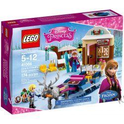 41066 SANECZKOWA PRZYGODA (Anna & Kristoff's Sleigh Adventure) KLOCKI LEGO DISNEY PRINCESS