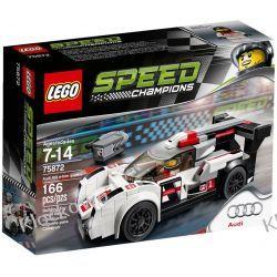 75872 Audi R18 e-tron quattro  KLOCKI LEGO SPEED CHAMPIONS Straż