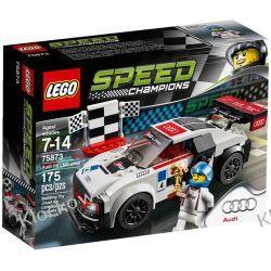 75873 Audi R8 LMS ultra KLOCKI LEGO SPEED CHAMPIONS Straż