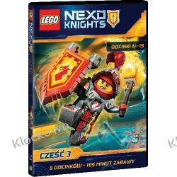 FILM LEGO® NEXO KNIGHTS CZĘŚĆ 3 Filmy