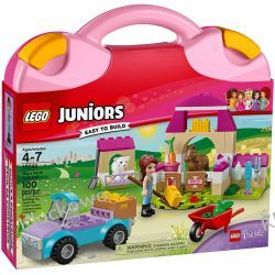 10746 - FARMA (Mia's Farm Suitcase) - KLOCKI LEGO JUNIORS