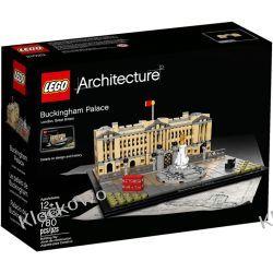 21029 - Buckingham Palace - KLOCKI LEGO ARCHITECTURE