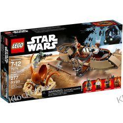 75174 UCIECZKA NA PUSTYNNEJ BARCE  KLOCKI LEGO STAR WARS