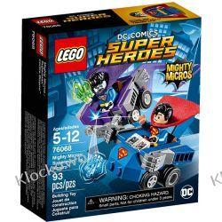 76068 SUPERMAN KONTRA BIZARRO(Mighty Micros: Superman vs. Bizarro) - KLOCKI LEGO SUPER HEROES