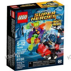 76069 BATMAN KONTRA KILLER MOTH (Mighty Micros: Batman vs. Killer Moth) - KLOCKI LEGO SUPER HEROES