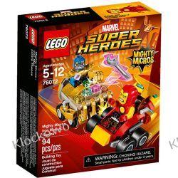 76072 IRON MAN KONTRA THANOS (Mighty Micros: Iron Man vs. Thanos) - KLOCKI LEGO SUPER HEROES