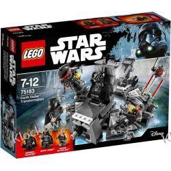 75183 TRANSFORMACJA DARTHA VADERA (Darth Vader Transformation) KLOCKI LEGO STAR WARS