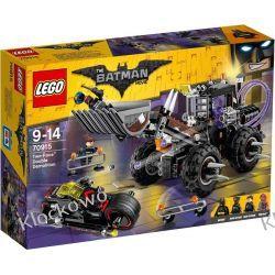 70915 DWIE TWARZE I PODWÓJNA DEMOLKA (Two-Face Double Demolition) - KLOCKI LEGO BATMAN MOVIE