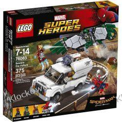 76083 UWAGA NA SĘPA (Beware the Vulture) - KLOCKI LEGO SUPER HEROES