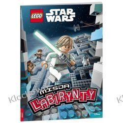 LEGO® STAR WARS™. MISJA: LABIRYNTY Książki i Komiksy